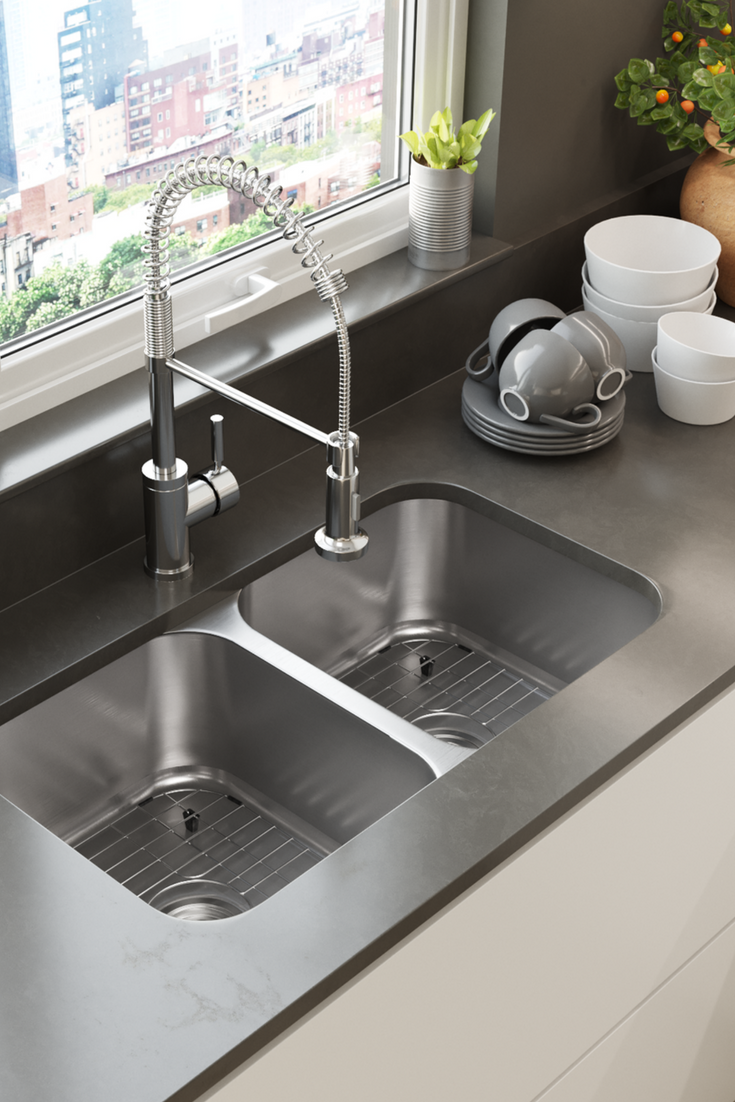 Stainless Steel Kitchen Sinks Are The Leading Choice For Fashion