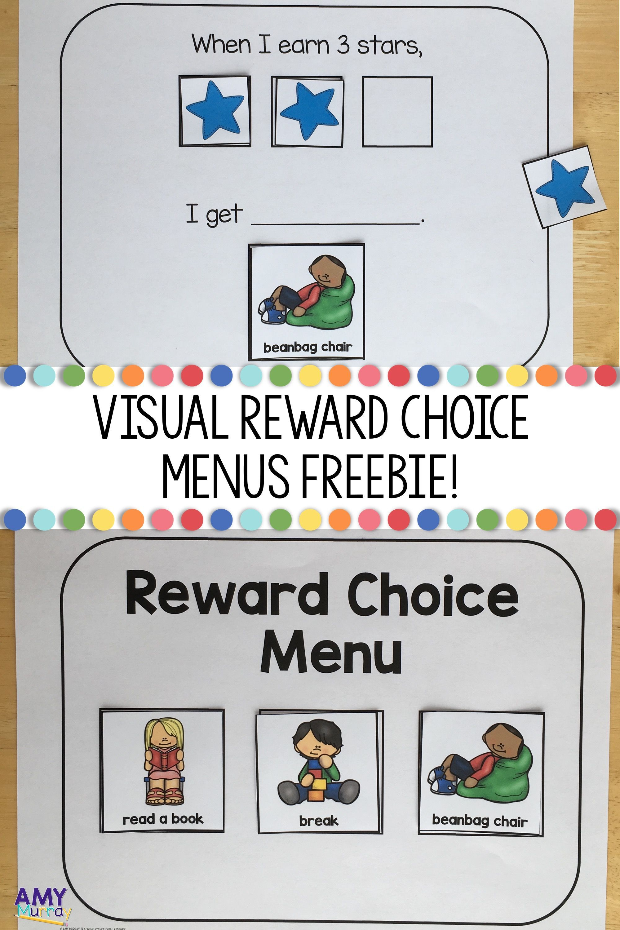 Visual reward charts are perfect for motivating students using pictures and first then style with token boards you can choose to use choice menus also free preschool pinterest adhd autism rh
