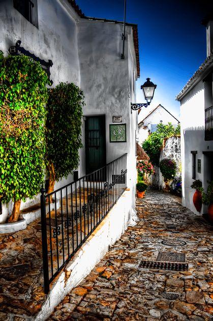 Street In The Castle