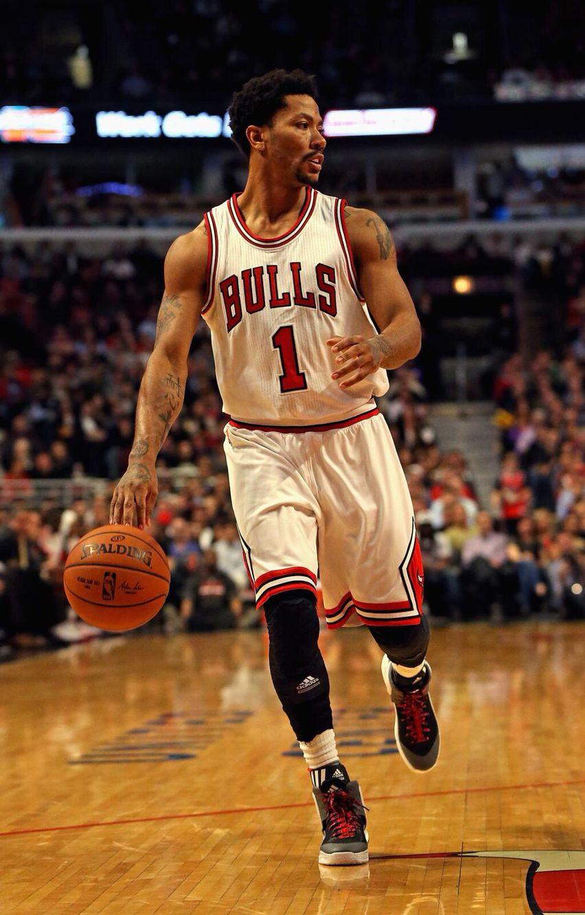Derrick Rose Chi Bulls Derrick Rose Derrick Rose Wallpapers Rose Bulls