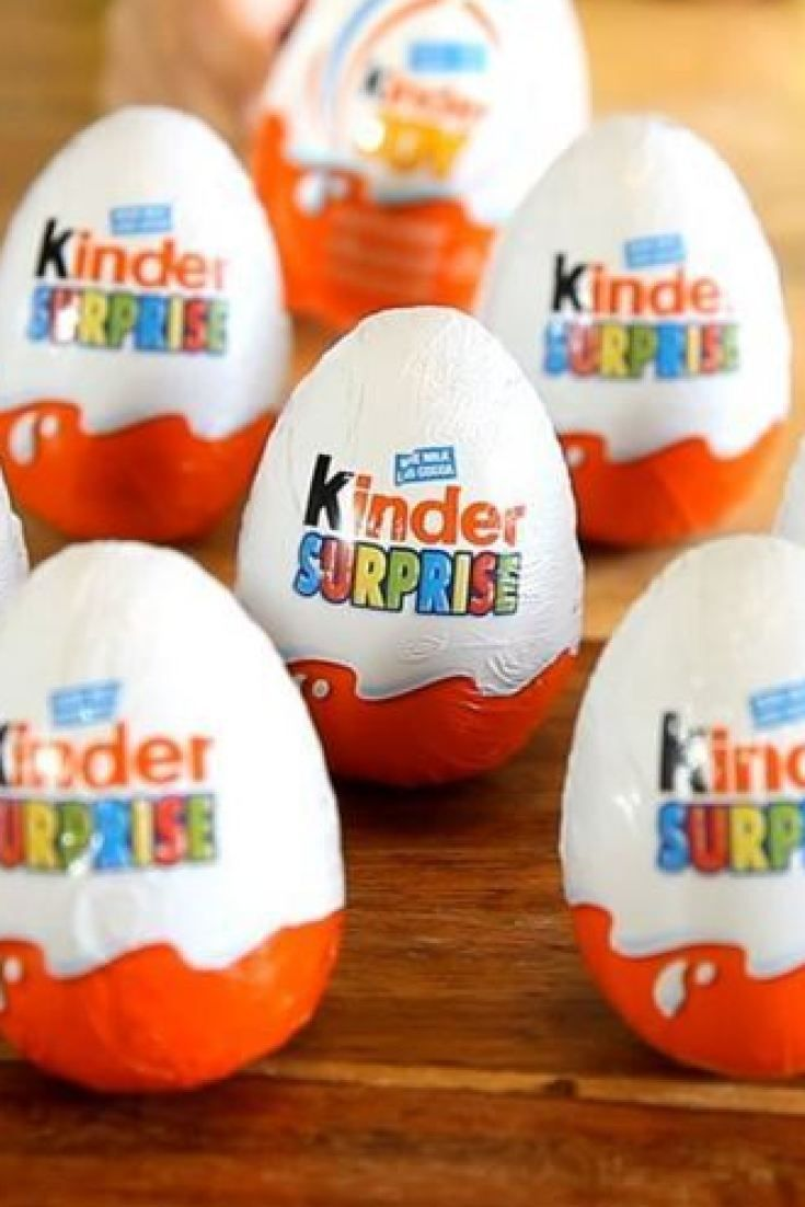 Kinder Surprise Usa Why These Eggs Are Banned South Of The Border