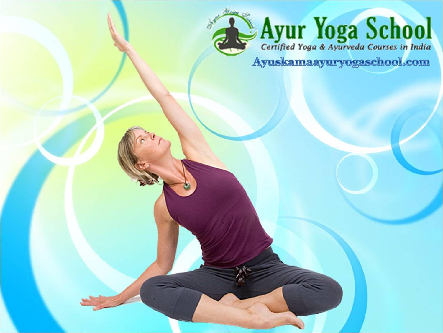 Ayuryogaschool Is A Yoga Institute In Rishikesh India We Offers