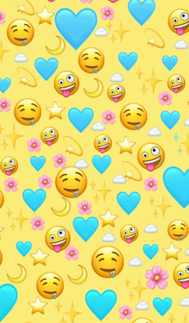 Emojis Wallpaper In 2020 Emoji Wallpaper Emoji Wallpaper Iphone Cute Emoji Wallpaper