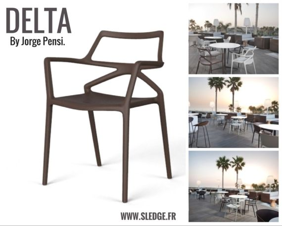 Mobilier De Terrasse Bar Design Sledge Vondom Bar