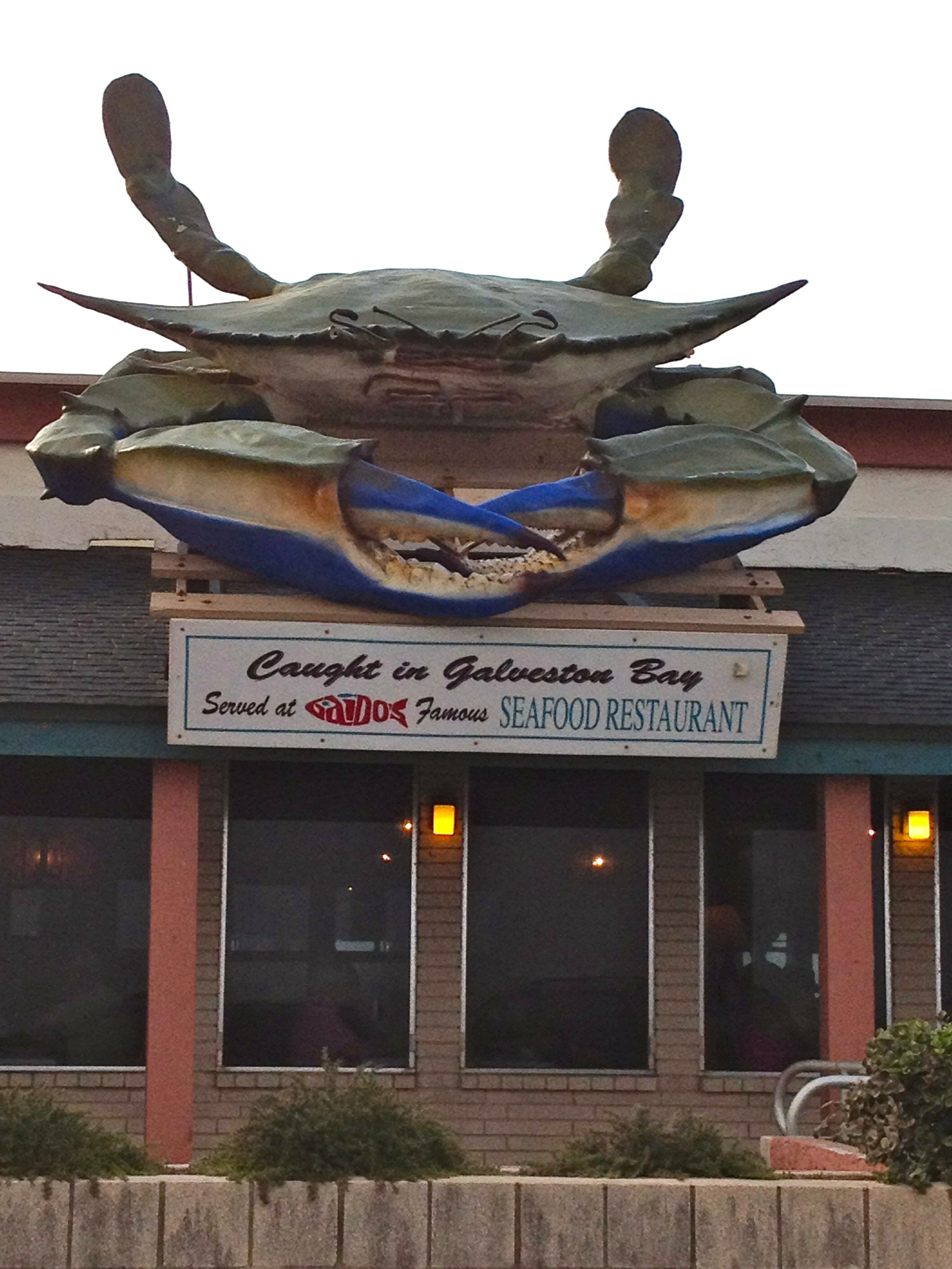 Image result for Gaido's iconic Seafood Restaurant. galveston