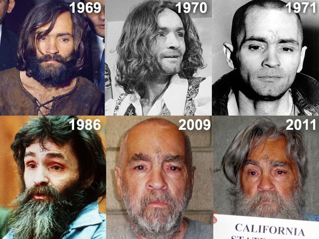 WARNING GRAPHIC CRIME SCENE PHOTOS** Charlie Manson Tate Murders