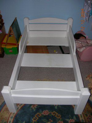 Best Build Your Own Toddler Bed Diy Toddler Bed Low Toddler 640 x 480