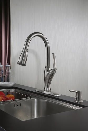 Tuscany® Jensen™ One-Handle Pull-Down Kitchen Faucet | MUST HAVES ...