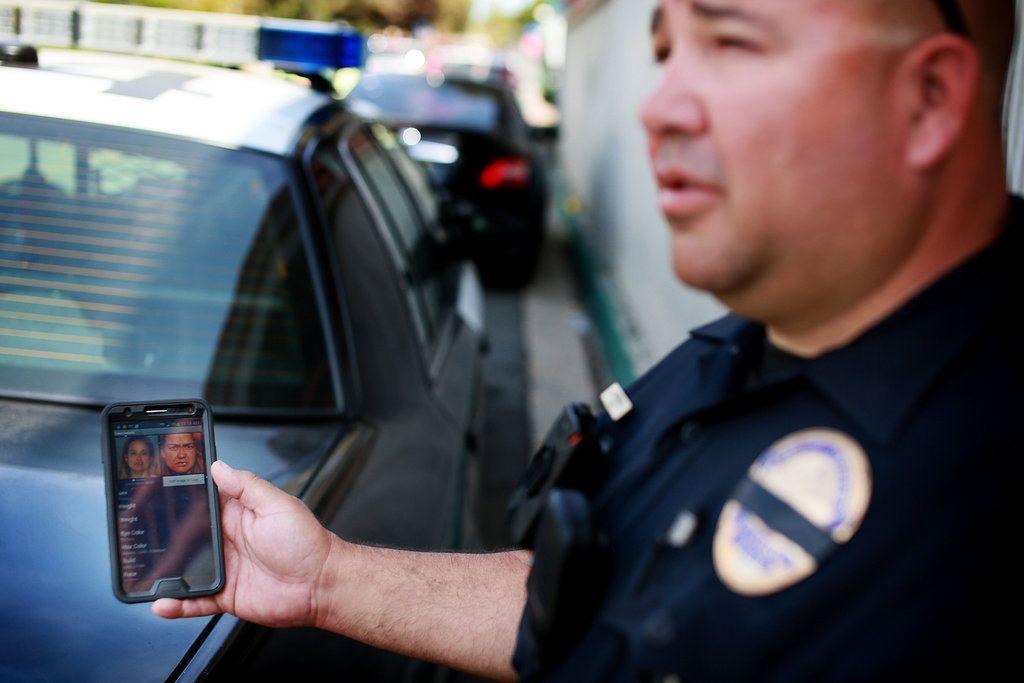 Dozens of police departments have begun using facial