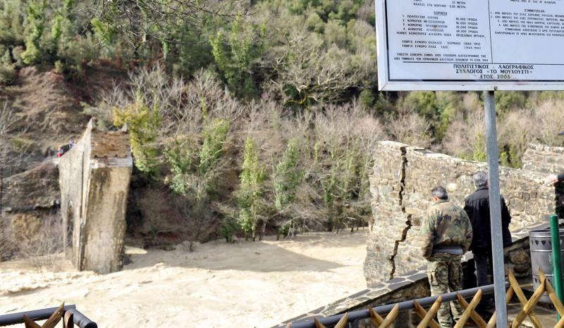 arta mou: Η γραφειοκρατία φρενάρει την αναστήλωση της Πλάκας...