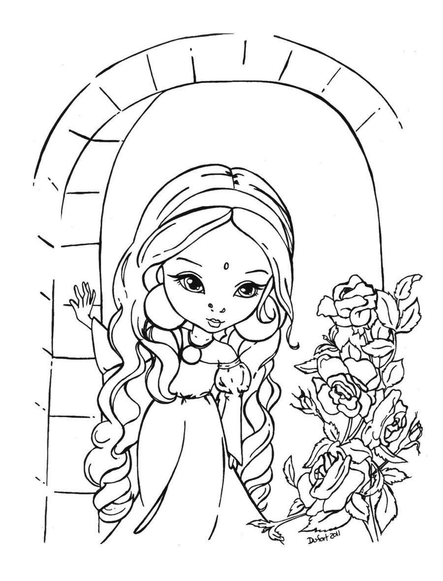 Arabian roses by JadeDragonne.deviantart.com on