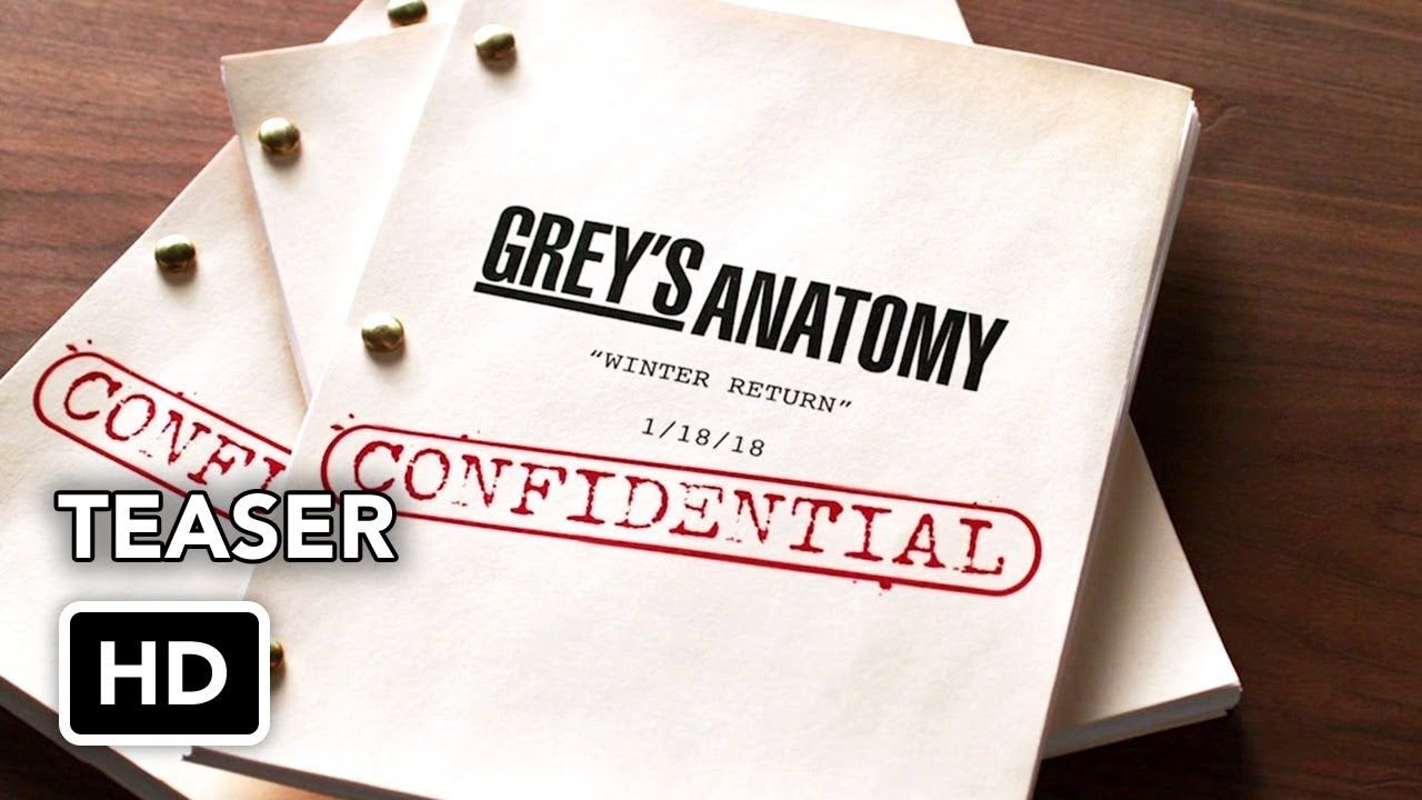 TGIT ABC Thursday 1/18 Teaser – Grey\'s Anatomy, Scandal, How to Get ...