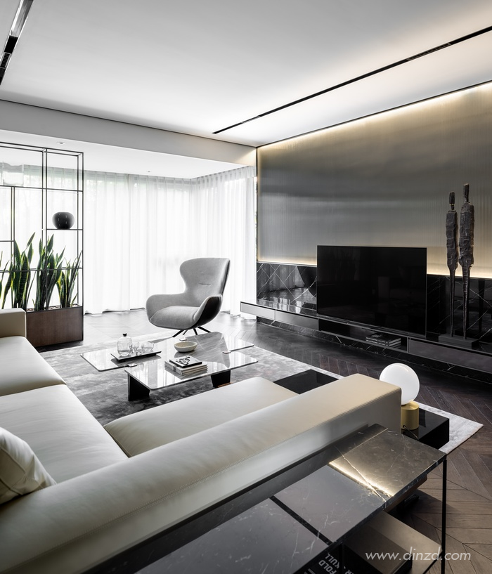 51 Luxury Living Rooms And Tips You Could Use From Them: Morden Living Room, Living Room Modern