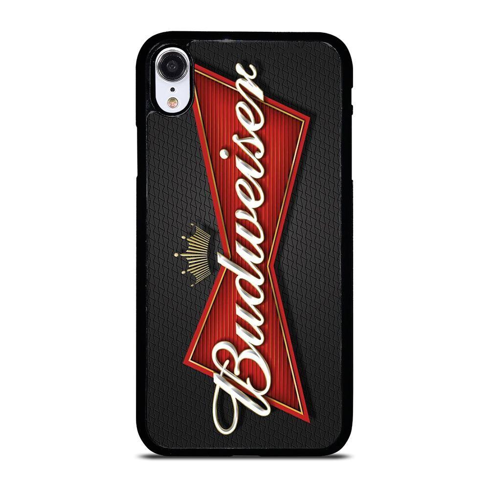 Budweiser logo iphone xr case cover casesummer in 2020