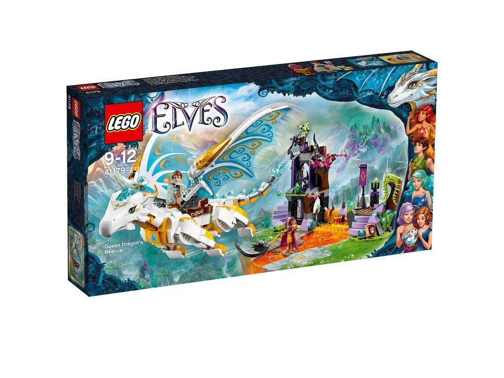LEGO Elves Queen Dragons Rescue (41179) http://www.flickr.com/photos/tormentalous/26392411470/
