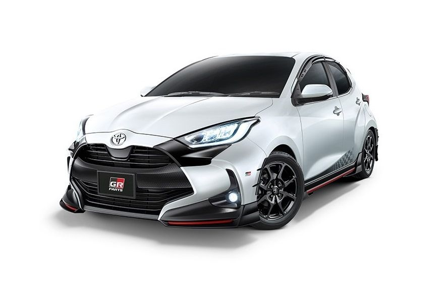 2020 Toyota Yaris Trd Modellista Editions Revealed In 2020 Yaris