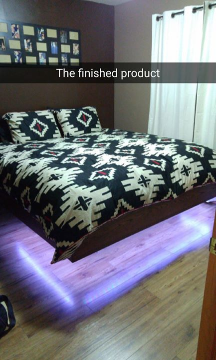 Pin By Mapumama On Bedroom Ideas Pinterest Lit Flottant Lit And