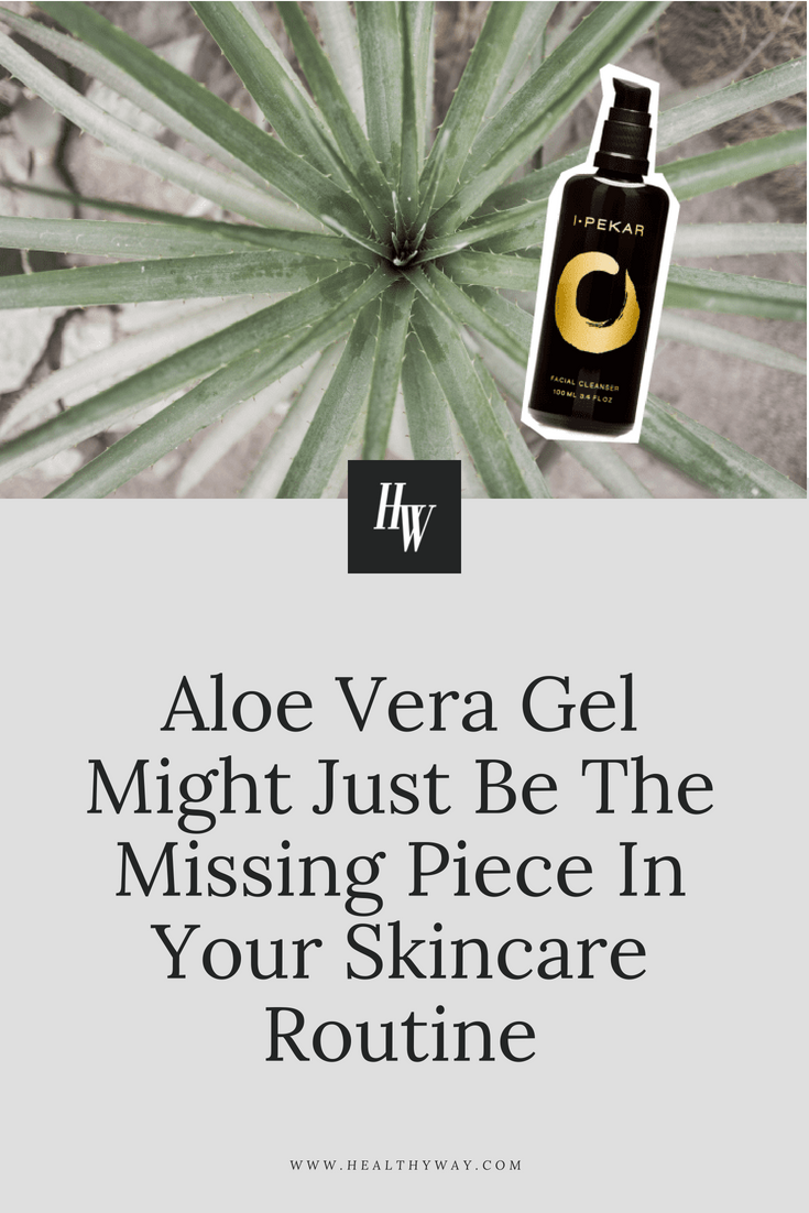 Aloe Vera Gel Can Be Used For So Much More Than Soothing Sunburned Skin Aloe Vera Gel Skin Care Routine Skin Care Remedies