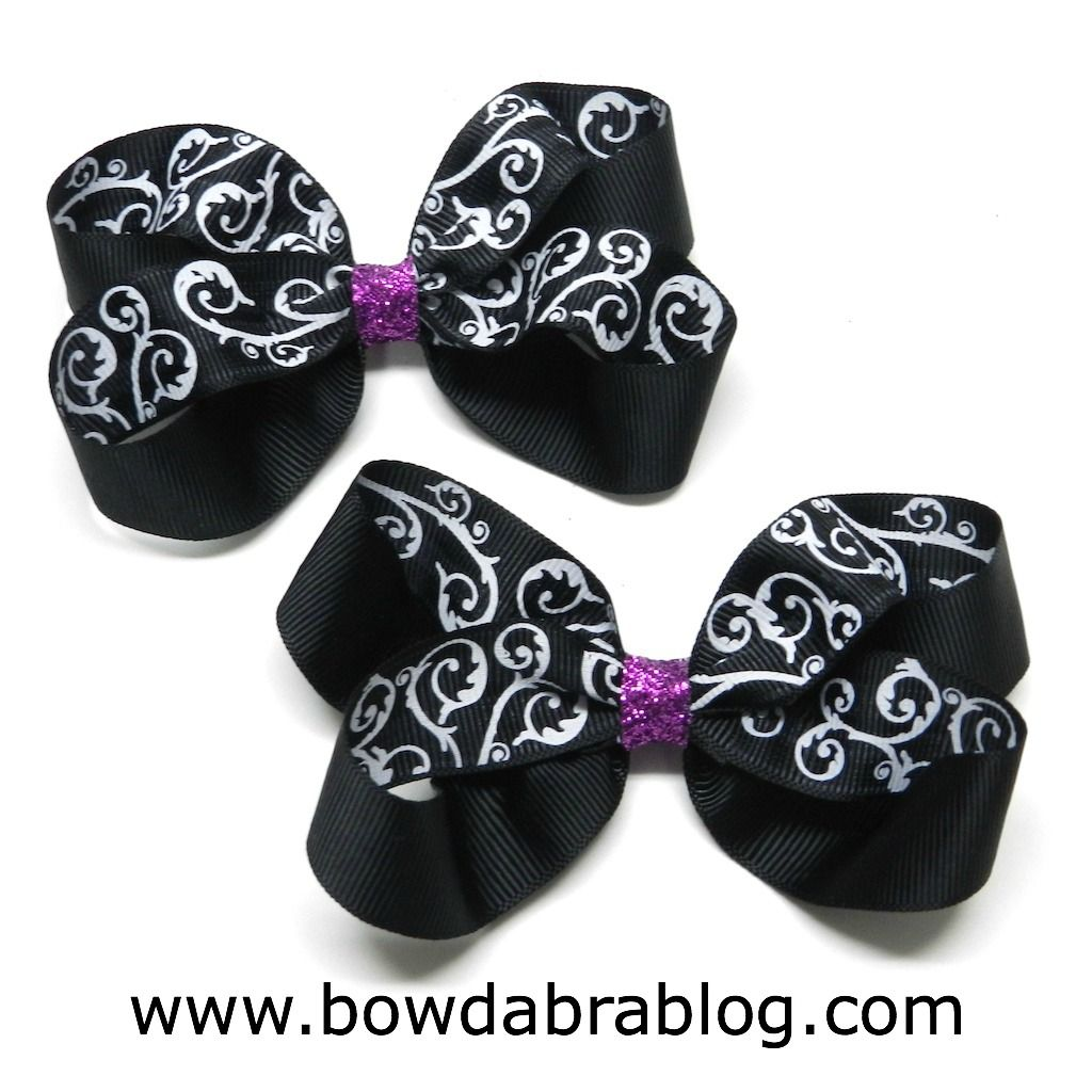 Video Tutorial Twisted Boutique Hair Bow Boutique Hair Bows Boutique Hair Bows Diy Hair Bows