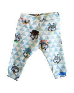 Broekje hipster vos #babybroekjes #baby #kids #handmade #design #kidsclothes #kinderkleren #newborn #DIY #babyboy #babygirl