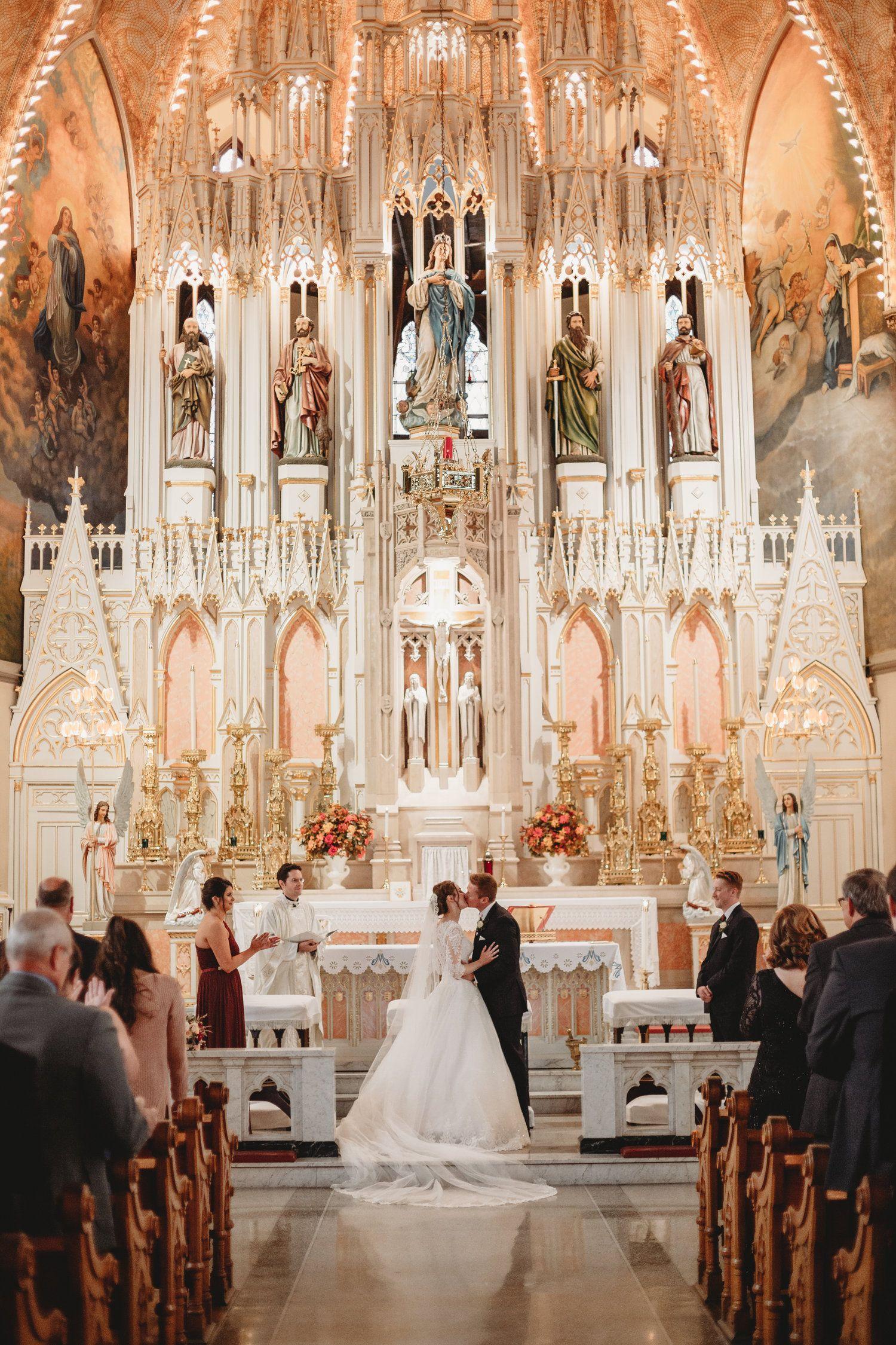 Franceschi Wedding in Downtown Detroit  — Katie Vonasek Photography