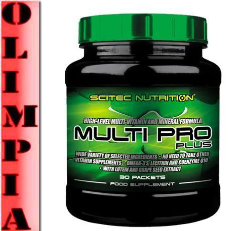Scitec Multi Pro Plus 30 Sasz Witaminy Mineraly 4899624129 Oficjalne Archiwum Allegro Scitec Nutrition Lutein Grapeseed