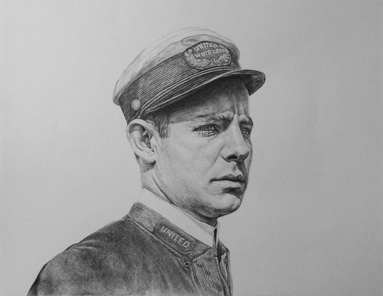 Graphite custom portrait - Personalized pencil portrait from photo de ThePortraitLab en Etsy