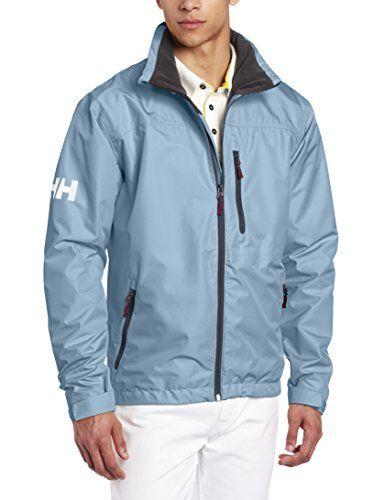 Helly-Hansen 34144 Mens Team Crew Midlayer Jacket
