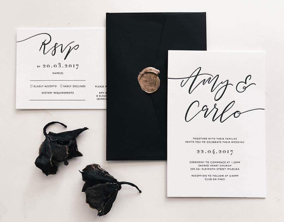 Paige Tuzee Designs Perth | wedding invitations | Pinterest ...