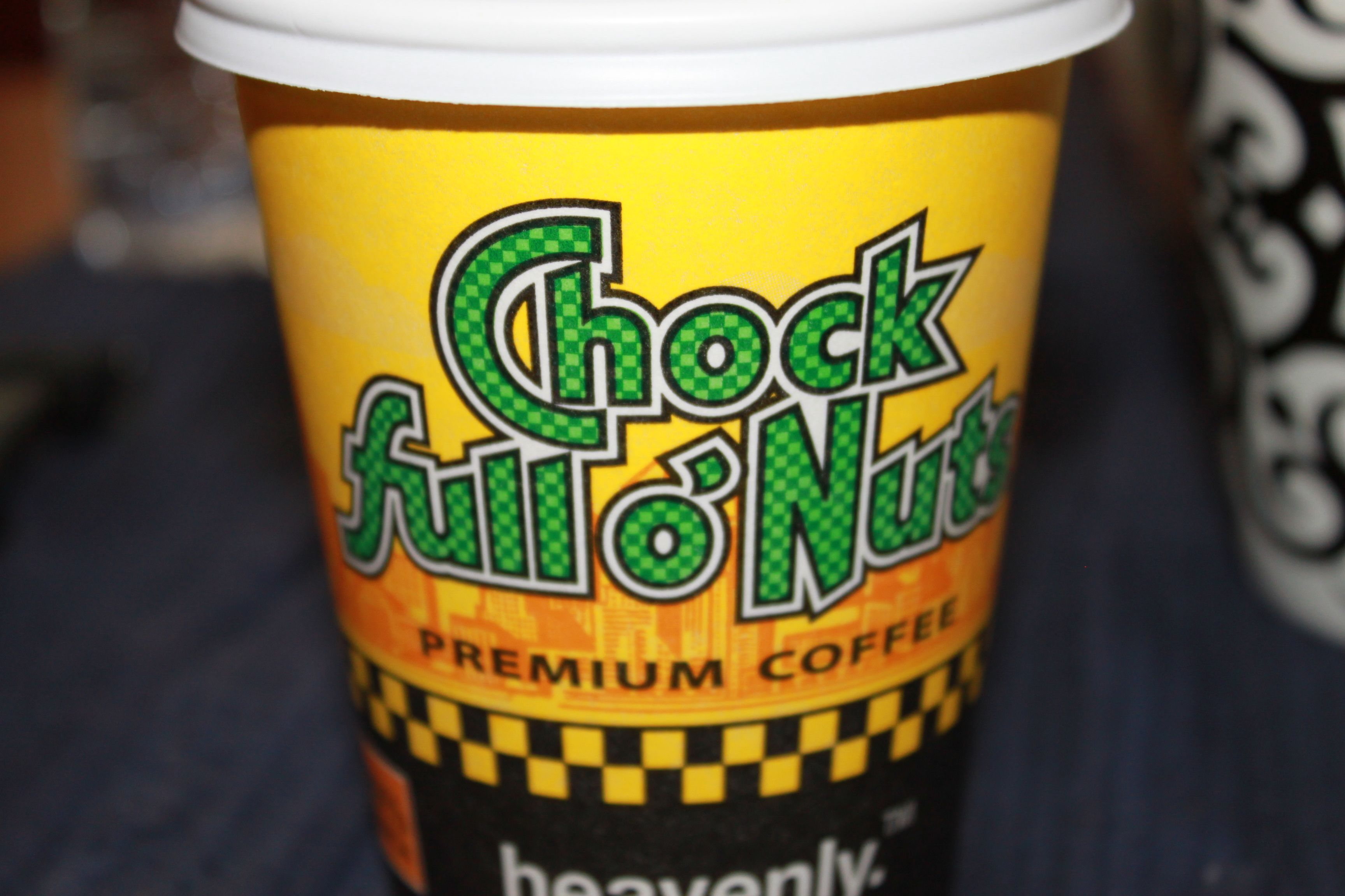 Chock Full O Nuts Coffee Hot Coffee Coffee Starbucks Hot