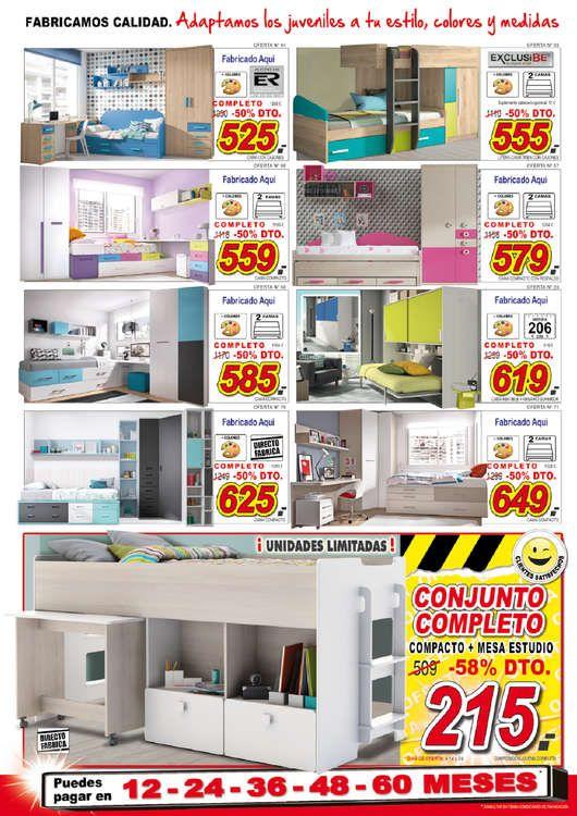 Ofertas de muebles boom t si que sabes ahorrar carmen pinterest ofertas muebles muebles - Muebles martin catalogo ...