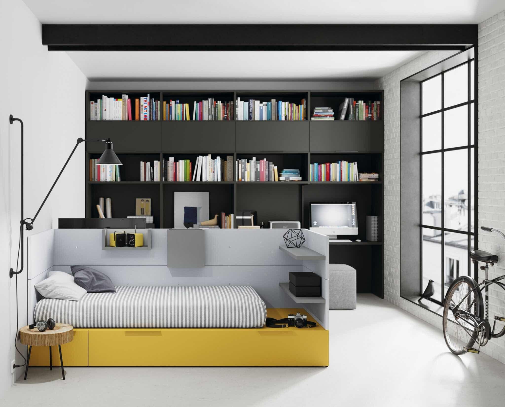 Habitaciones Con Cama Nido