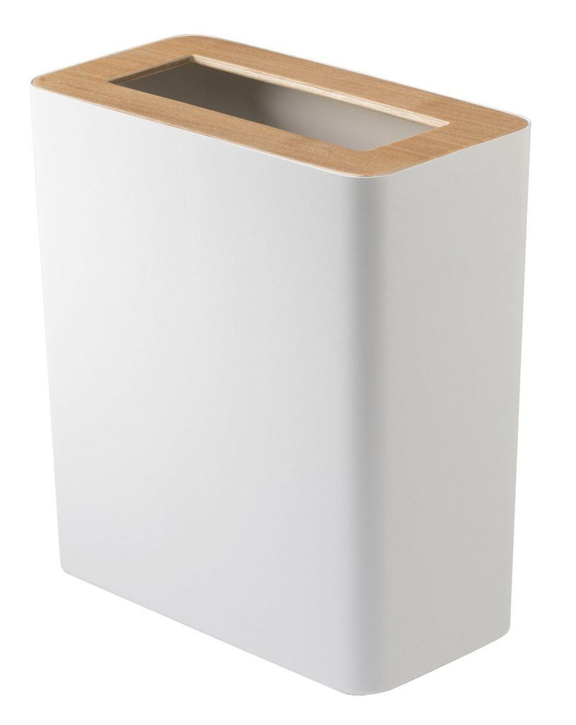 Rin Slim Trash Can In Various Colors Design By Yamazaki In 2020