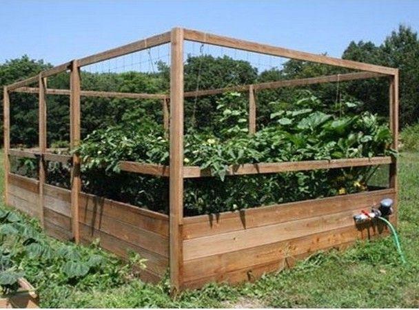 IKEA Vegetable Garden Fence Kit Vegetable Garden Fence Kit