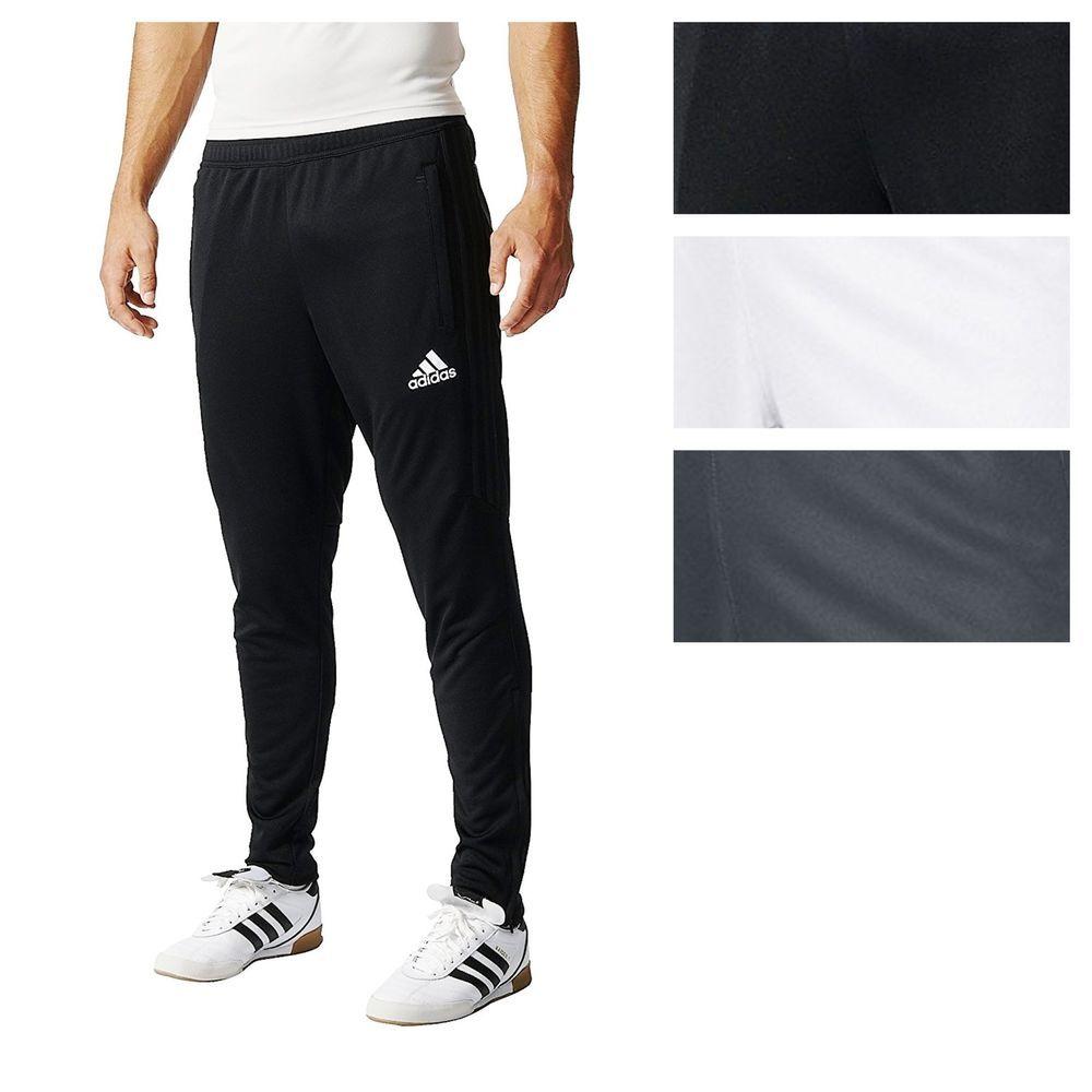 641c20e64d3b adidas Men s Tiro 17 Training Pants Athletic Soccer Slim Fit Training  Joggers  Adidas  Pants  Pants