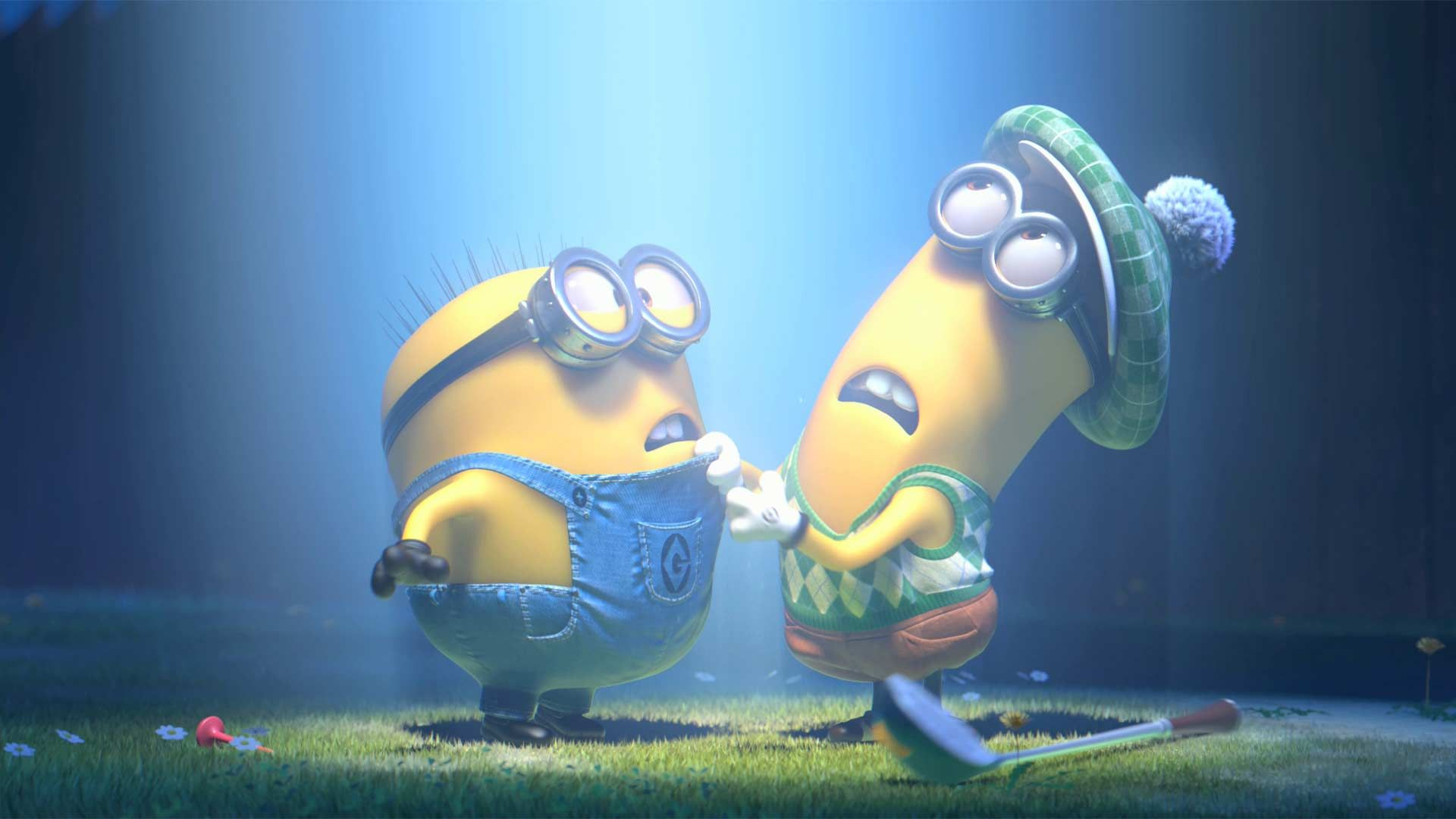 Free Live Desktop Wallpaper Background | Free HD Despicable Me 2 Wallpapers & Desktop ...