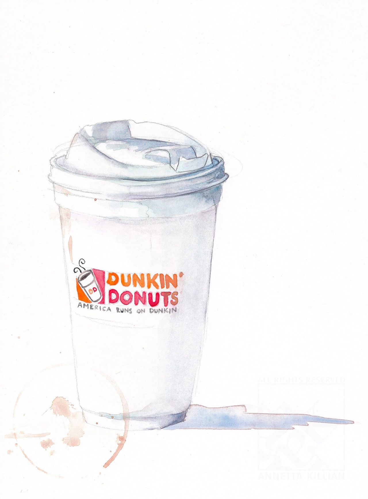 Pin By Arielle Spinner On Favorite Places And Spaces Coffee Doodle Dunkin Dunkin Donuts
