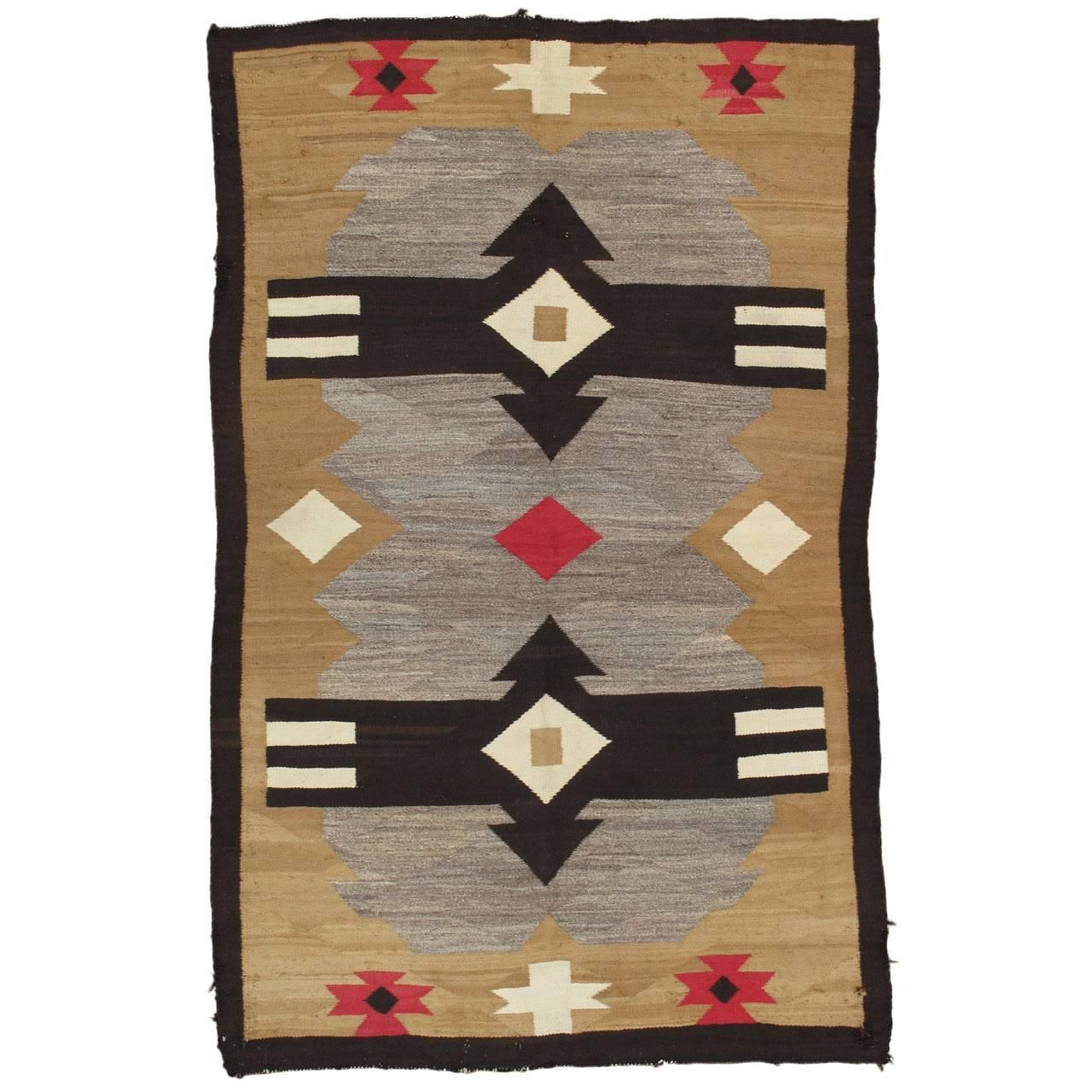 Antique Navajo Rug 1stdibs Com Navajo Rugs Native