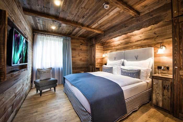 Http Www Alpin Chalet De De Altholz Schlafzimmer Wohnen Altholz