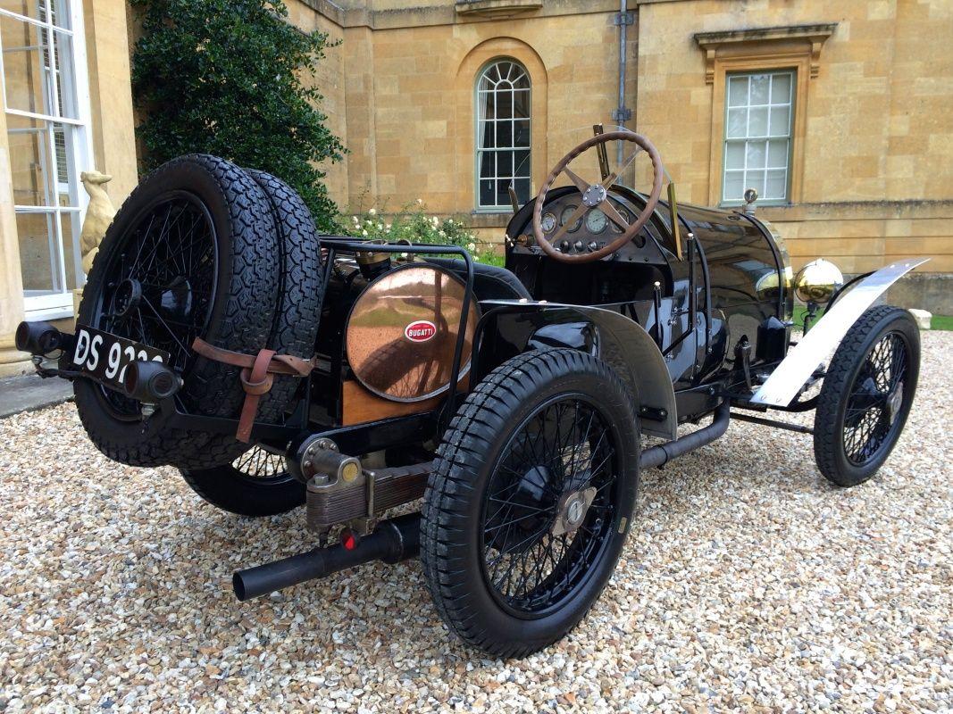 1924 Bugatti Brescia – Type 13 Brescia   Classic Driver Market