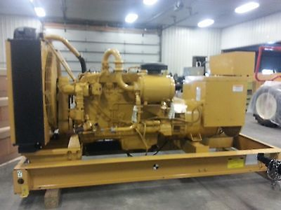 160 kw 3406 natural gas generator