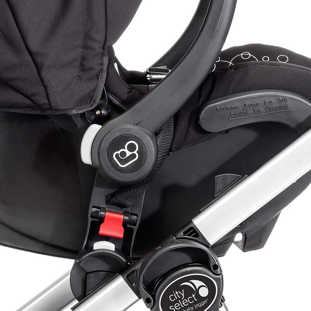 Baby Jogger Car Seat Adapter for City Select, Premier, and