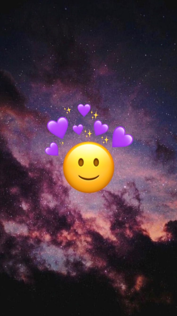 Pin By Kelsie On I Love Cute Emoji Wallpaper Emoji Wallpaper Wallpaper Iphone Cute