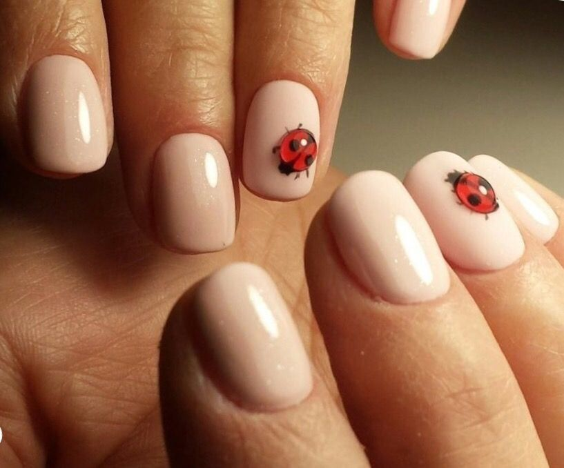 Nail - Pin By Olha Oz On Nails Pinterest Spring Nails, Manicure And