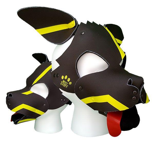 Simple pup hood £79