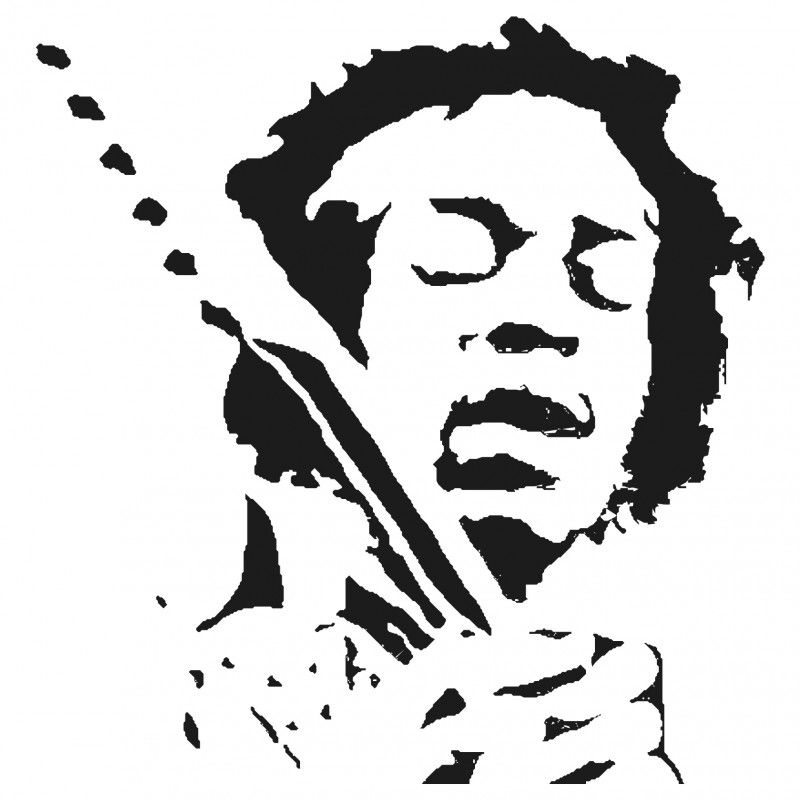 Jimi Hendrix Jimi Hendrix Art Jimi Hendrix Tattoo Jimi Hendrix