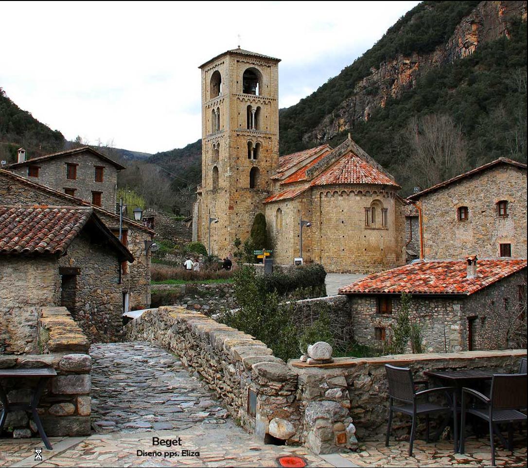 Beget Es Un Pueblo Precioso Al Lado De Camprodon Catalunya Lugares Para Visitar Precioso Lados