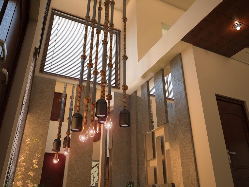Wonderfull interior designed by Amer Adnan Associates...
