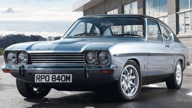 Car ford & Main Classic Ford Capri | Super cars! | Pinterest | Ford capri ... markmcfarlin.com