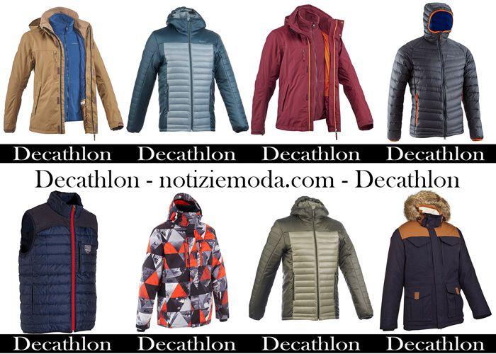 timeless design 47d3f 41cfa Piumini Decathlon autunno inverno 2017 2018 nuovi arrivi ...